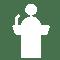 Speakers White