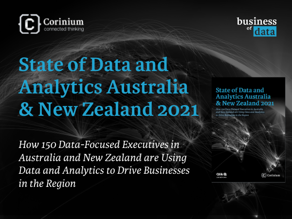 State of Data and Analytics Australia & New Zealand